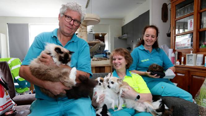 Gerrit vangt al jaren gewonde dieren in zijn huis op, maar straks krijgt dierenambulance eigen plek in Culemborg