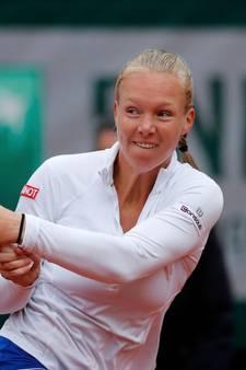Bertens treft Kroatische in eerste ronde Roland Garros, ongunstige loting Haase
