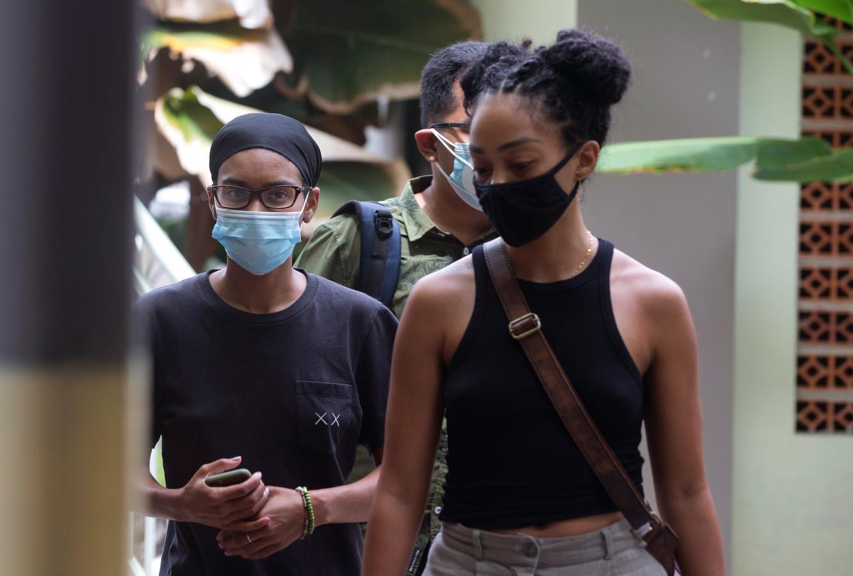 Kristen Gray et Saundra Michelle Alexander