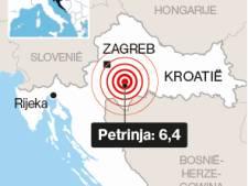 Doden door zware aardbeving in Kroatië, onder wie 12-jarig meisje