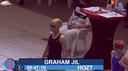 Het Hoogstraats Zwemteam (HoTZ) wist vijf medailles te halen, allemaal dankzij Elina Van de Cloot. Maar ook Jil Graham gaf het beste van zichzelf.