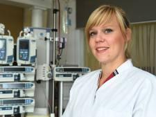 IC-verpleegkundige Femke kan niets beloven: 'Corona houdt, ik heb het gezien, nergens rekening mee'