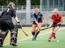 Uitslagen en verslagen hockey: PW ten onder in fysiek duel tegen Bemmel, Twentse derby in slotfase beslist