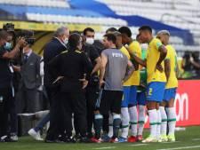 Waarom Messi met een fotografenhesje rondliep bij gestaakt duel tussen Brazilië en Argentinië