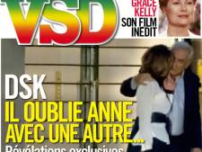 DSK dans les bras d'une autre femme