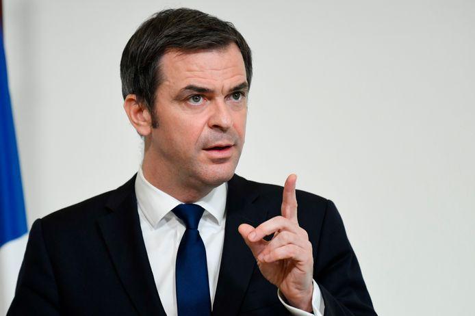 Le ministre français de la Santé Olivier Véran.