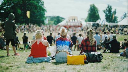 Ik ga naar een festival en ik neem mee...