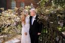 De Britse premier Boris Johnson is getrouwd met Carrie Johnson.
