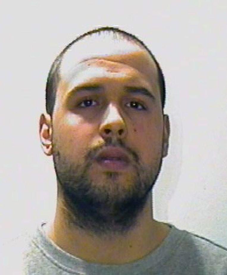 Khalid El Bakraoui Beeld anp