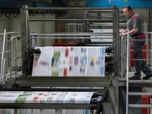 Grote problemen bij drukkerij in Best, sommige ED-edities vandaag niet op de mat