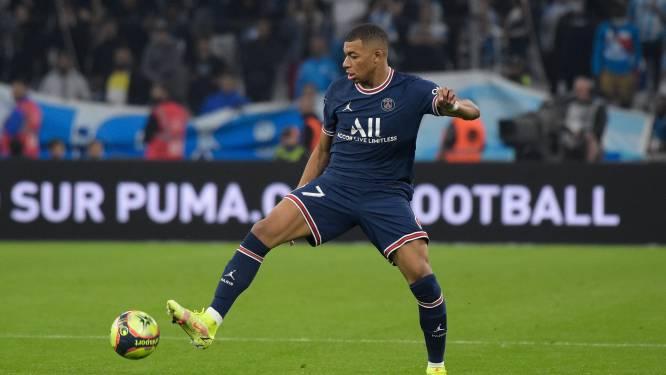 Malade, Kylian Mbappé manquera le choc PSG-Lille
