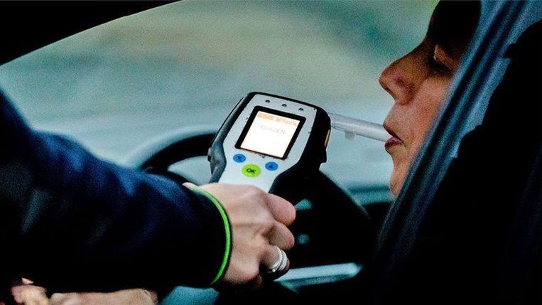 Drie bestuurders positief bij verkeerscontroles in Wetteren.