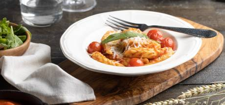 Wat Eten We Vandaag: Pasta culurgiones met salie-tomatensaus