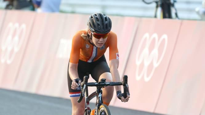 Anna van der Breggen laat op WK ook gemengde ploegentijdrit schieten