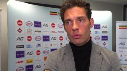 """Vanthourenhout over Van Aert: """"Heel belangrijk dat hij erbij is"""""""
