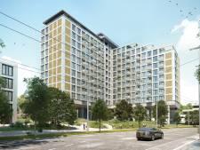 Arnhemse woontoren razend populair: loten voor appartement
