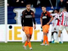 PSV dieper in crisis na nieuwe dreun tegen Willem II