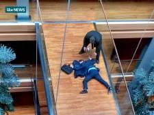 Une bagarre entre députés devant la justice française