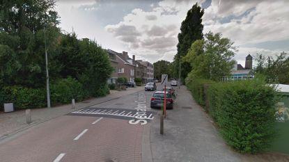 Herstel van voetpaden in Coolestraat