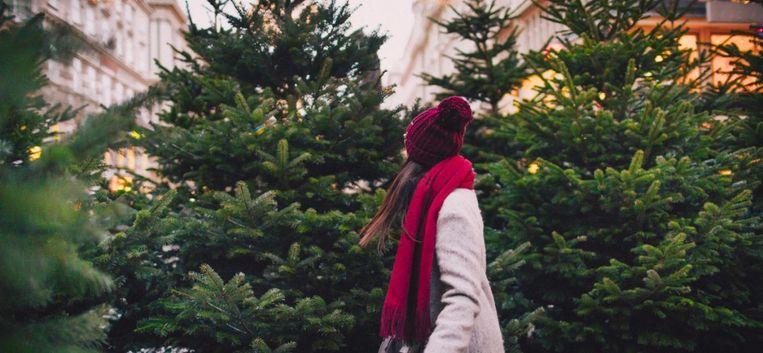 Tessel krijgt de hots van een kerstbomenman, gewoon in Amsterdam