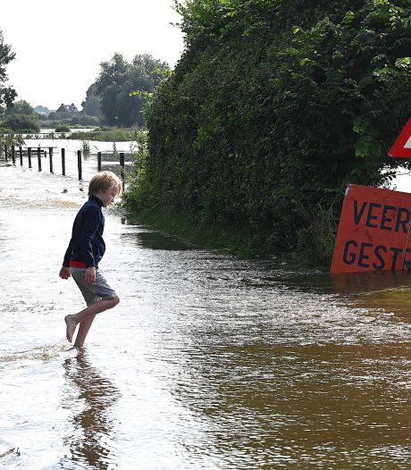 Hoogwater in de zomer een blijvertje: extreme regen komt in de toekomst tien tot vijftien keer vaker voor
