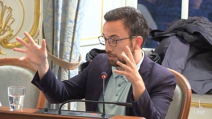 Benjamin Bodson occupera le poste de chef de groupe cdH dès le prochain Conseil communal liégeois.