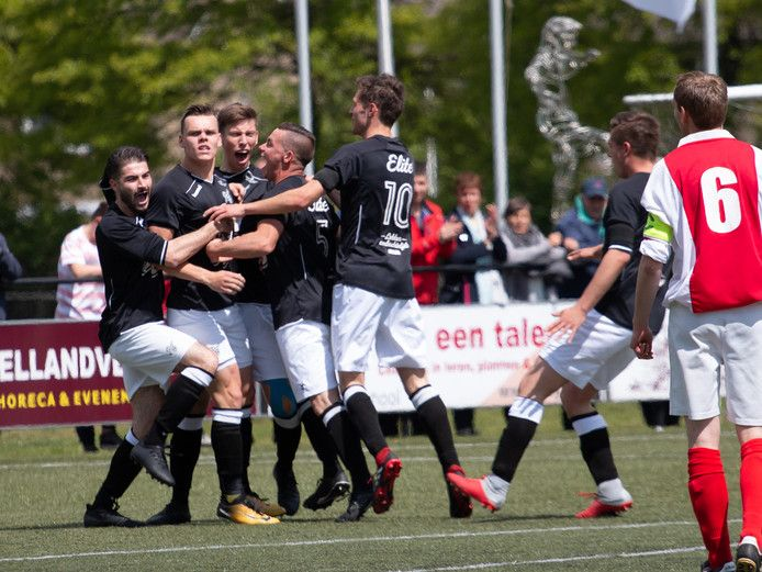 Sportclub Neede kon in 2019 groot feest vieren.