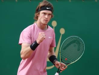 Rublev volgt Tsitsipas naar finale in Monte Carlo