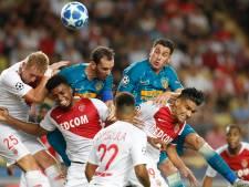 Atlético buigt achterstand om tegen Monaco