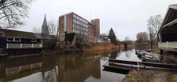 De voormalige zusterflat van de Molenberg in Groenlo: nieuwbouw binnen vijf tot tien jaar.