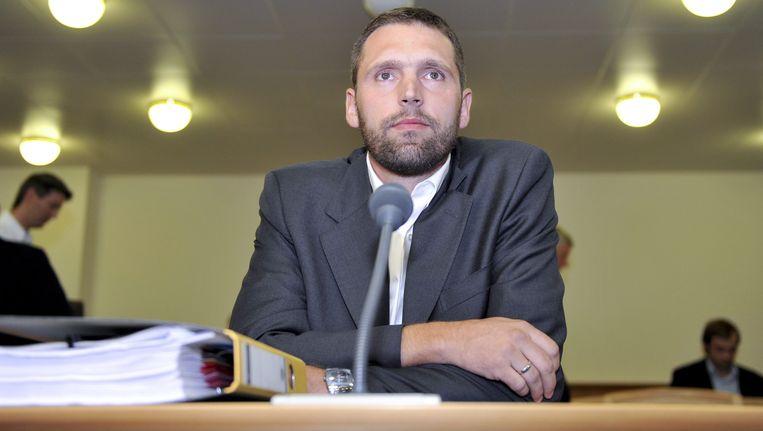 Voormalig atleet en sportmanager Stefan Matschiner. Beeld epa