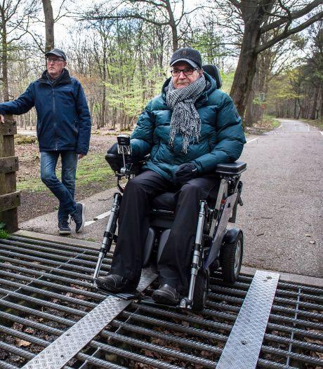 Zonnebloem Rijen hekelt wildroosters Surae: 'Toegankelijkheid? Dit is niet te doen voor rolstoelers'