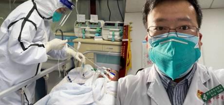 Arts die alarm sloeg over coronavirus en werd opgepakt, nu zelf besmet: 'China koos voor geheimhouding'