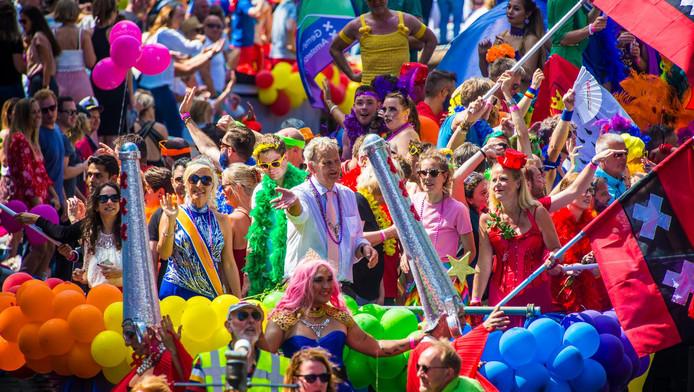 De botenparade is dit jaar op 5 augustus