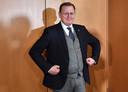 Bodo Ramelow van de socialistische partij Die Linke was van 2014 tot eind vorig jaar ook al minister-president van de deelstaat Thüringen.