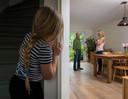 De gemeente Rotterdam gaat de vinger aan de pols houden bij stellen met kinderen die uit elkaar gaan. Foto ter illustratie.