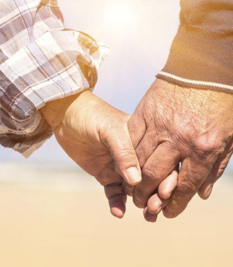 Mariés pendant 63 ans, ils sont ensemble pour l'éternité