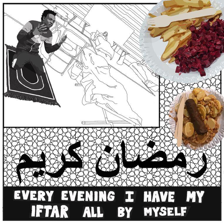I never experienced Ramadan like this - We Sell Reality. Beeld opzoeken