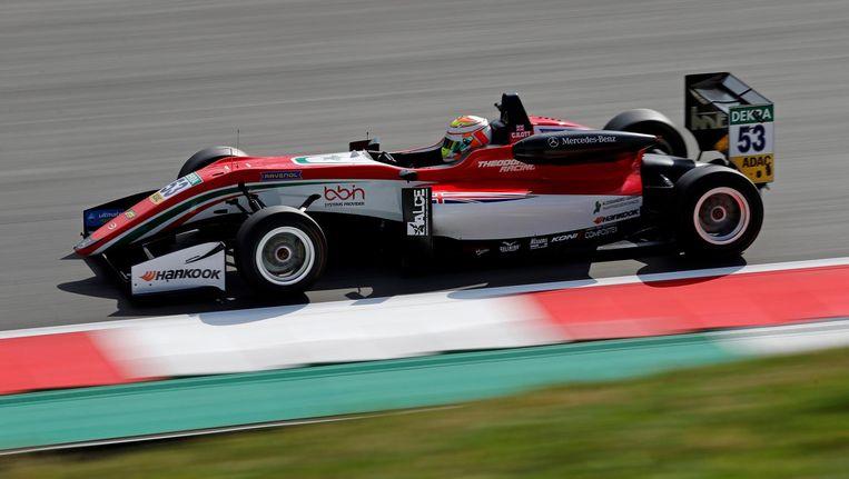 Ilott Callum, Red Bull F1 Junior. Beeld FIA F3