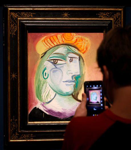 Picasso's moeten wijken voor kunst van vrouwen en lhbtq-kunstenaars: veiling levert 100 miljoen op