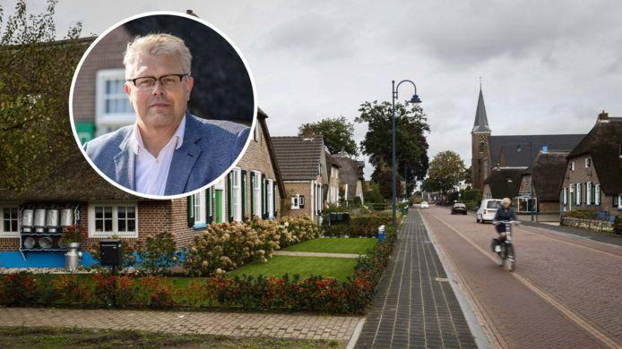 De bibliotheek in Staphorst krijgt donderdagmiddag toch geen bezoek van de burgemeester.