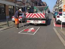 La rue Vanderkindere à Uccle devient une rue cyclable