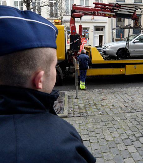 Nombre de véhicules enlevés, point noir... La police de Charleroi avertit déjà