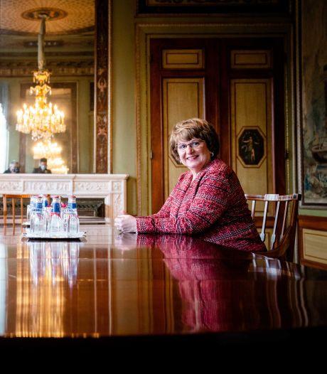 Mariëtte Hamer moet in drie weken formatie vlot trekken: 'Een pittige klus'