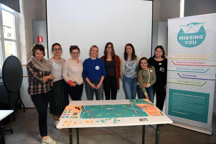 Het gloednieuw bordspel 'Vaar wel' werd geïntroduceerd in Leuven