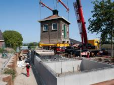Nog even overlast rond nieuw gemaal De Neust in Tricht: levering bouwmaterialen vertraagd