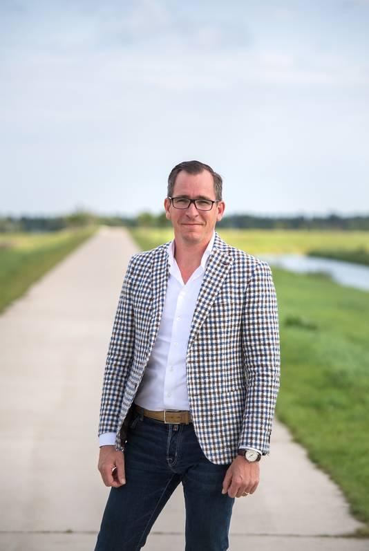 Herre Dijkema, directeur van Toerisme Veluwe Arnhem Nijmegen
