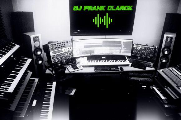 De studio van Frank