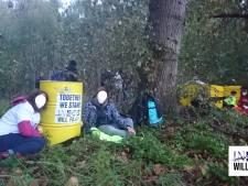 150 activistes sur un site de l'entreprise pétrochimique Ineos à Anvers