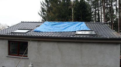 Koppel klaagt trage werking verzekeraar aan: al drie maanden met lekkend dak